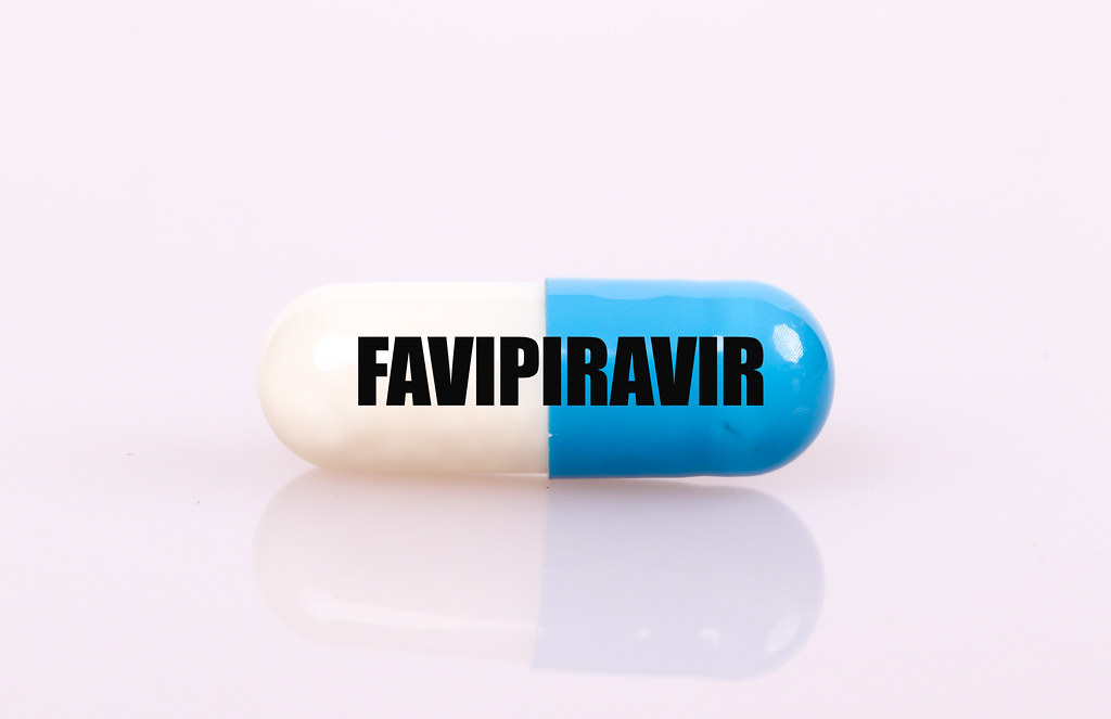 Medication of antiviral capsule (Favipiravir drug) for treatment and prevention of new corona virus infection (COVID-19,novel coronavirus disease)