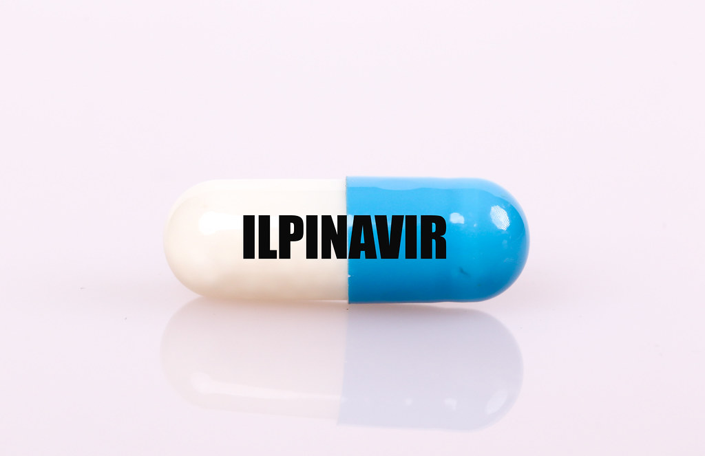 Medication of antiviral capsule (Ilpinavir drug) for treatment and prevention of new corona virus infection (COVID-19,novel coronavirus disease)